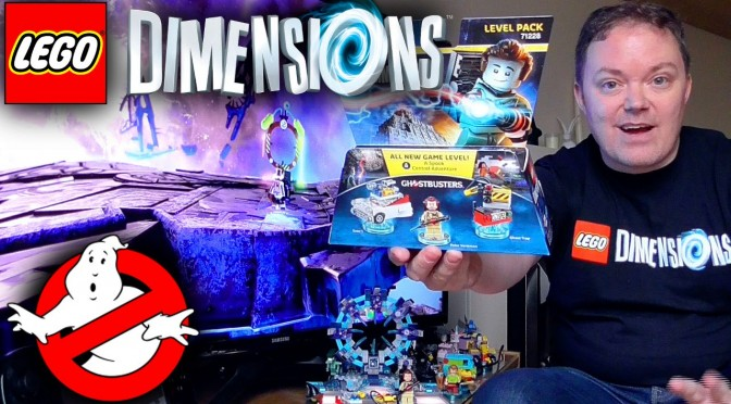 "Lego Dimensions ""Ghostbusters"" Adventure World Guide #13"