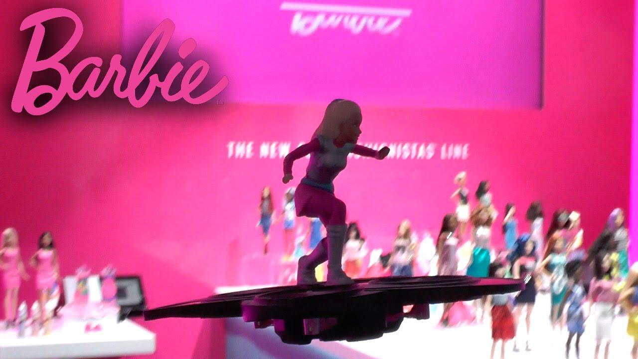 Barbie Hello Dreamhouse & Drone Barbie