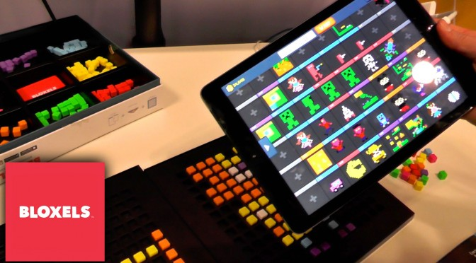 "Bloxels – Retro Game Maker w/ ""Kids as Video Game Makers"" Competition Details"