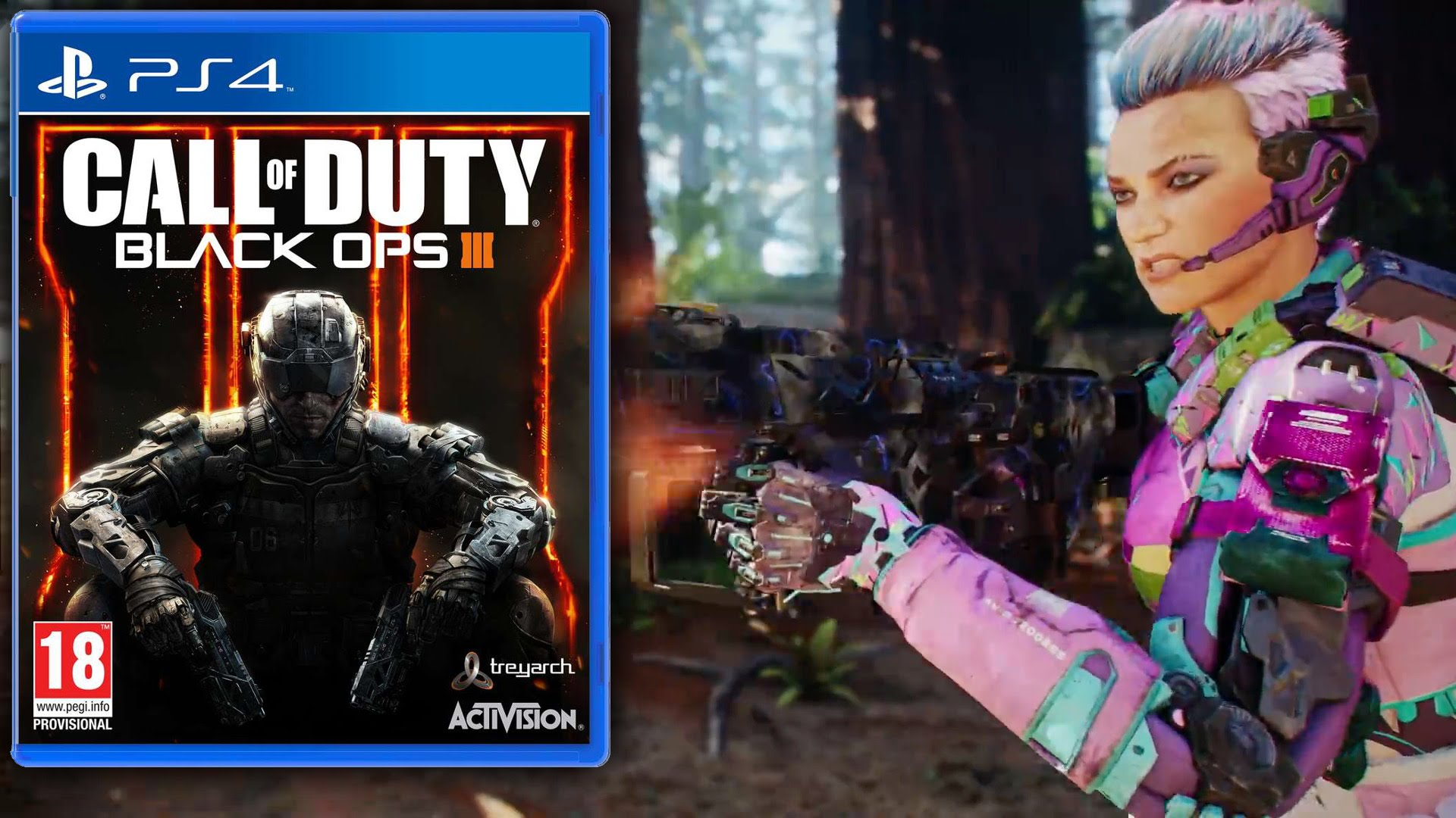 Call of Duty Black Ops III Family Guide