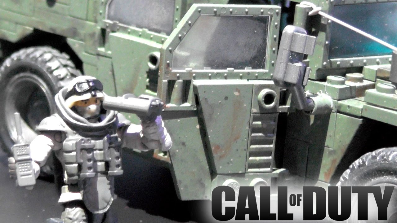 Call of Duty Mega Bloks 2016 Summer, Fall