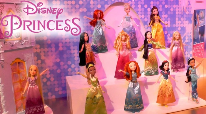 Every Disney 2016 Doll – Princess, Moana, Elena of Avalor, Frozen