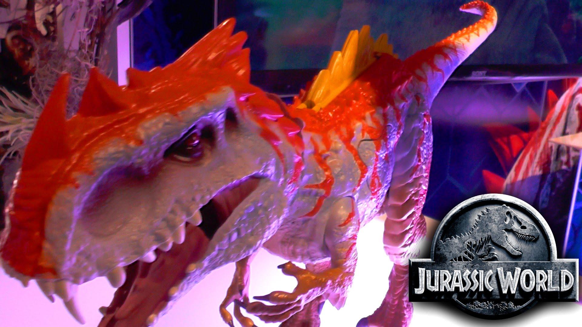 Jurassic World 2016 – Hybrid Rampage Indominous Rex