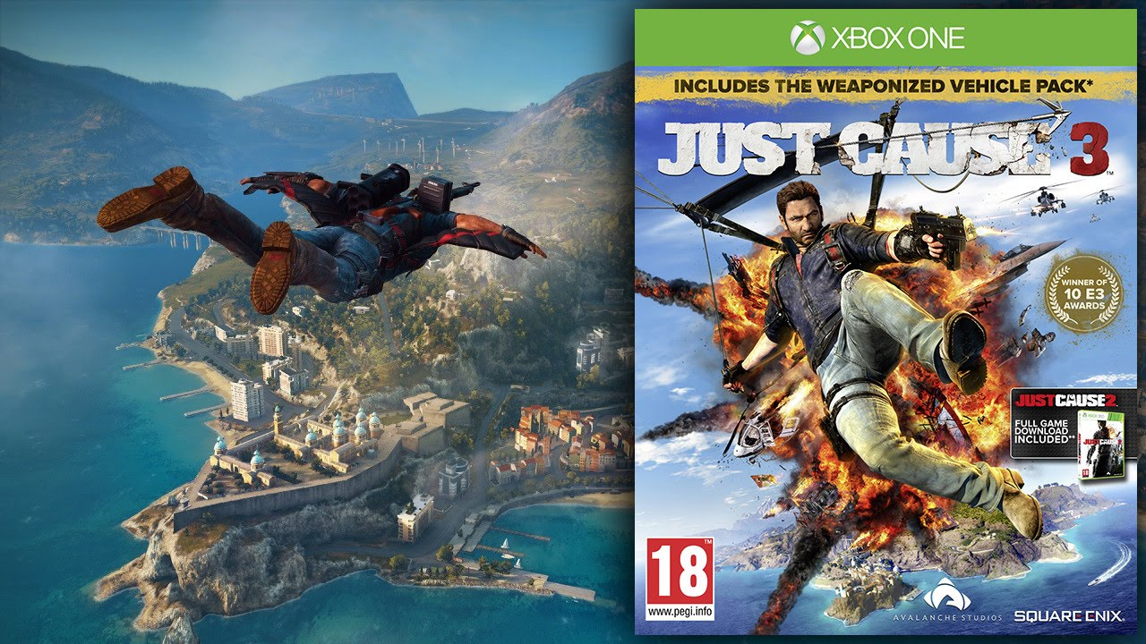 Just Cause 3 Parents' Guide