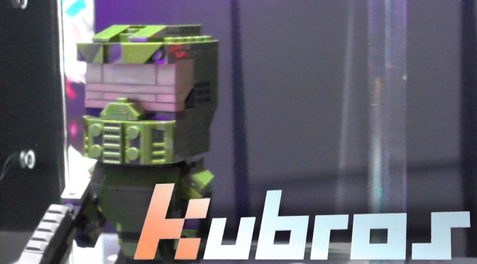 Kubros – Mega Bloks Big-Figs – Halo, Terminator, Star Trek, He-Man, Destiny, Assassin's Creed