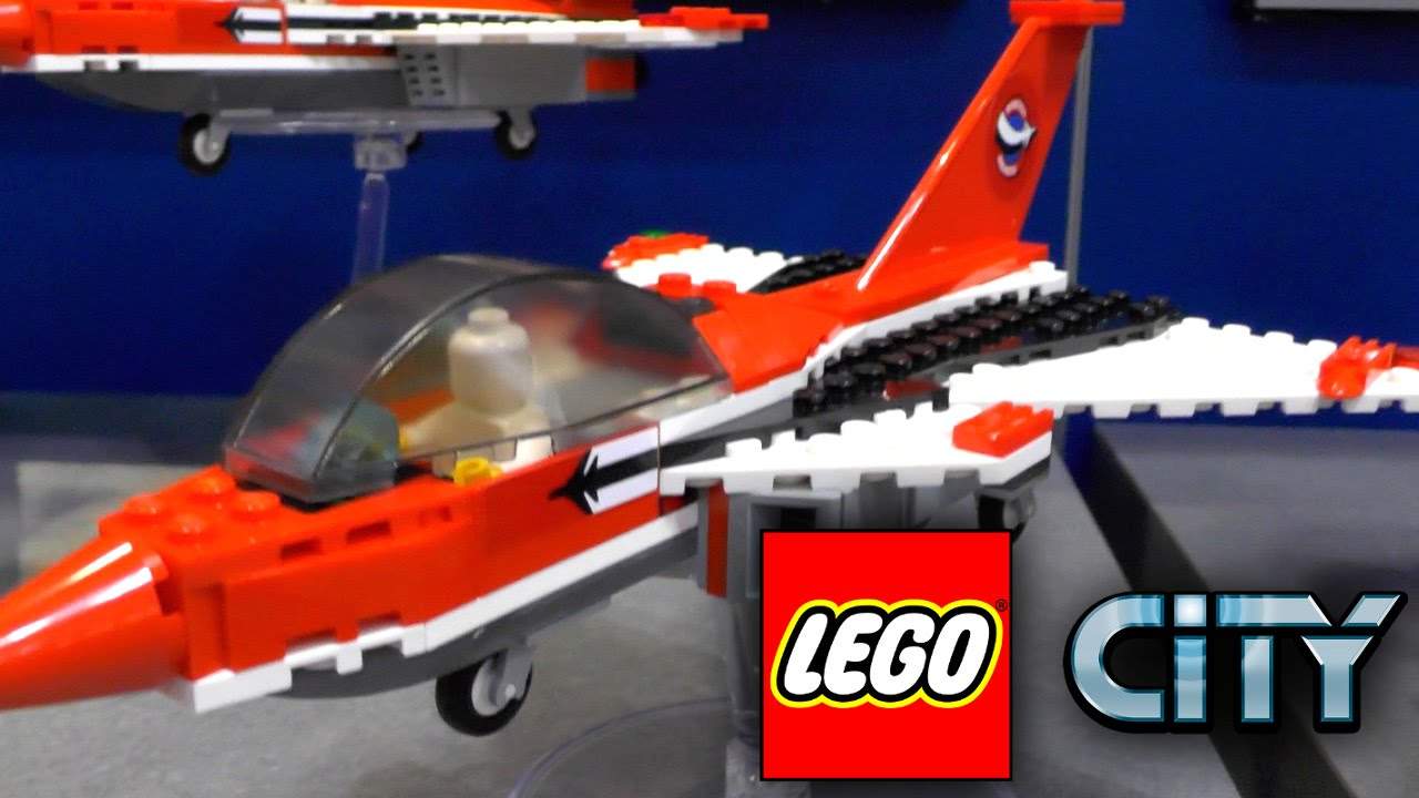 LEGO City – Airport, Planes, Volcano Explorers 2016 Summer and Fall