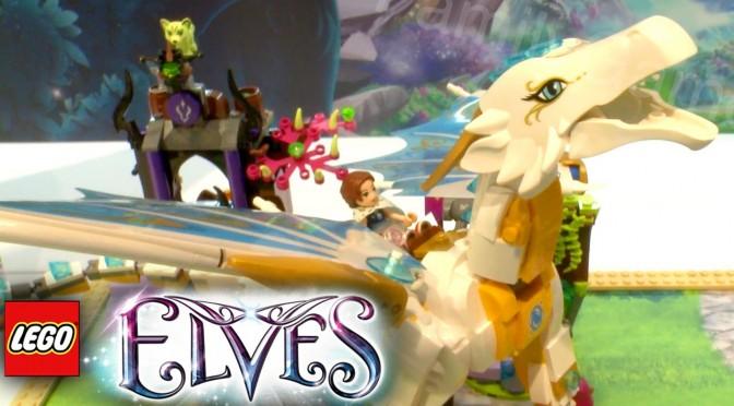 LEGO Elves 2016 (41177-41180) Ragana's Magic Shadow Castle – Nuremberg Toy Fair