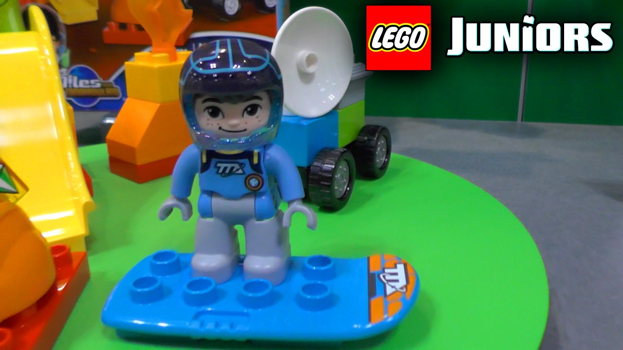 Lego Juniors & Duplo 2016 – Push Train 10810, Sofia the First, Mickey & Miles