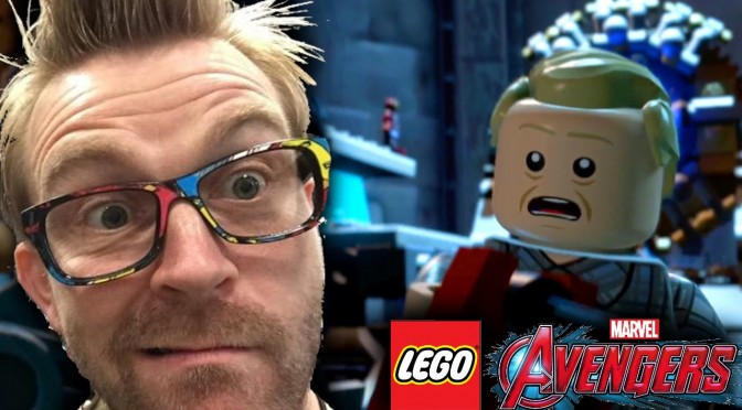 LEGO Marvel Avengers – 30 Minute Developer Chat