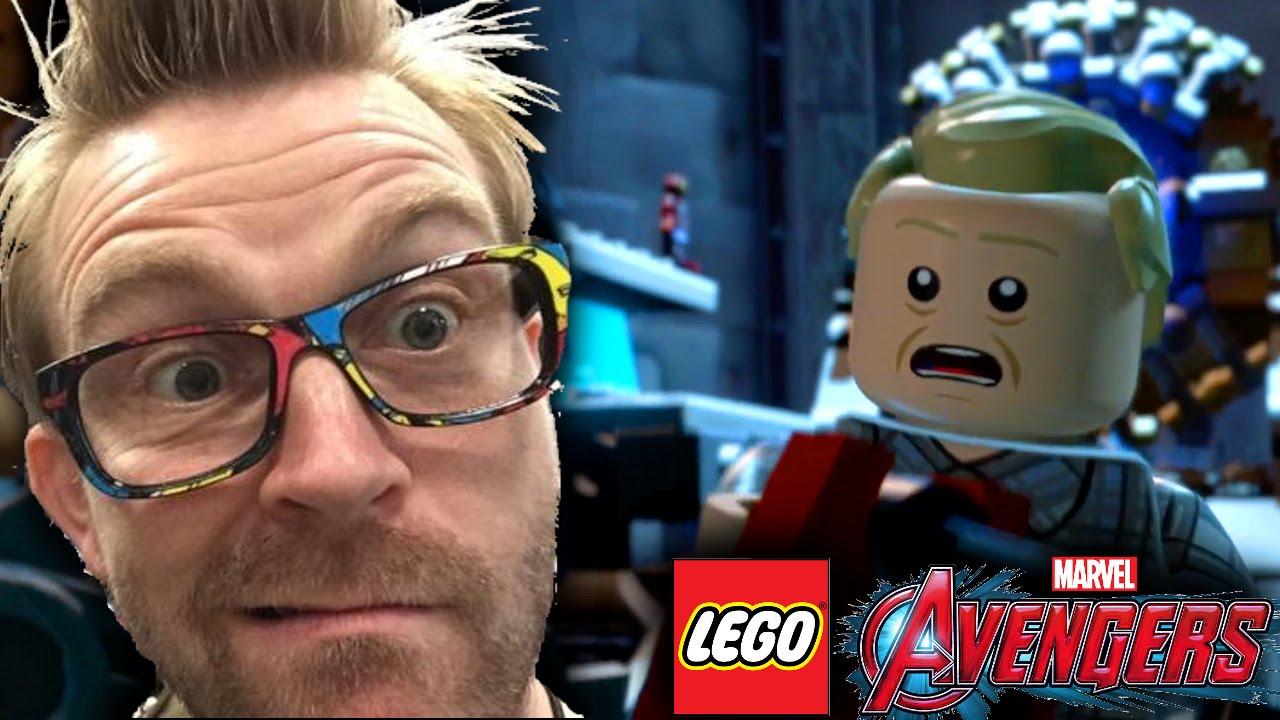 LEGO Marvel Avengers – 30 Minute Developer Chat