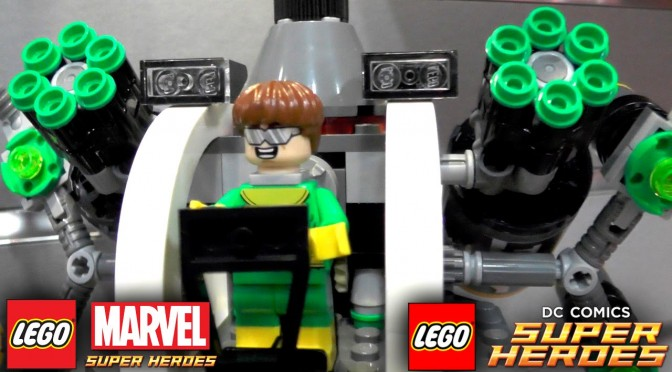 LEGO Marvel & DC 2016 – Summer and Fall