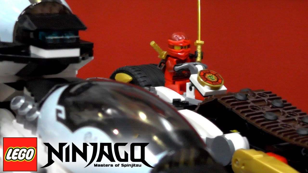 Lego Ninjago 2016 Summer & Fall – (70591-70595)