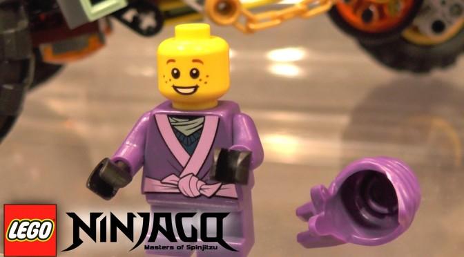 Lego Ninjago – Purple Ninja (70589)