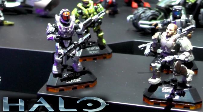 Halo Mega Bloks 2016 Summer and Fall