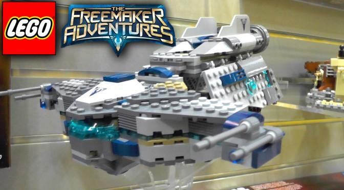 LEGO Star Wars: The Freemaker Adventures – 75145: Eclipse Fighter & 75147: Star Scavenger
