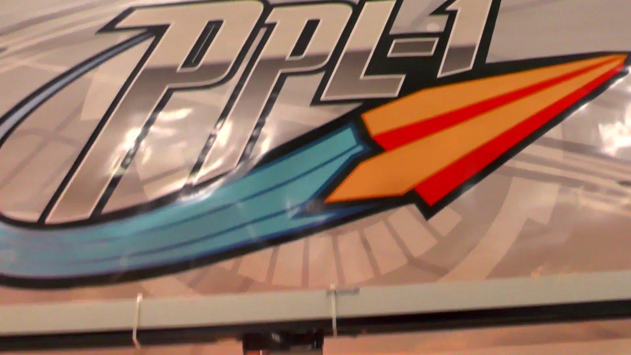 PPL1 – Paper Plane Launcher