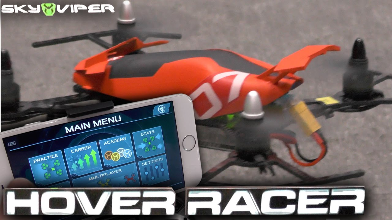 Sky Viper Hoever Racer – Anki-Style Battling Takes to the Skies