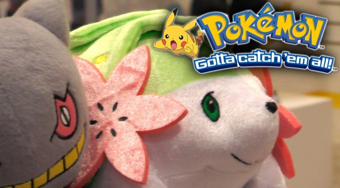 Tomy's Pokemon Collection 2016 – Every Plush