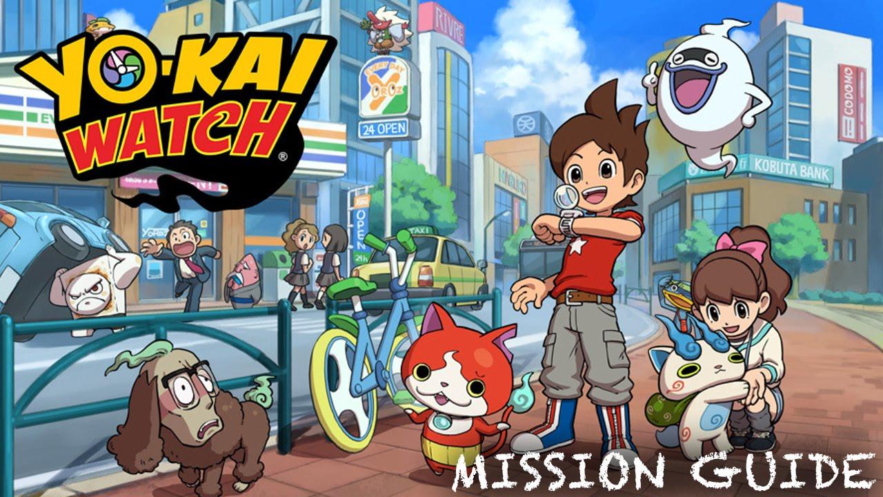 Yo-Kai Watch – Mission and World Guide