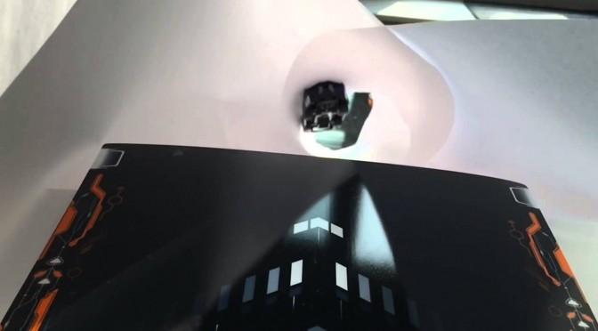 Anki Overdrive Super Launch Tube Test