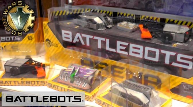Battlebot Hex Bugs – Tombstone Creator Reactions