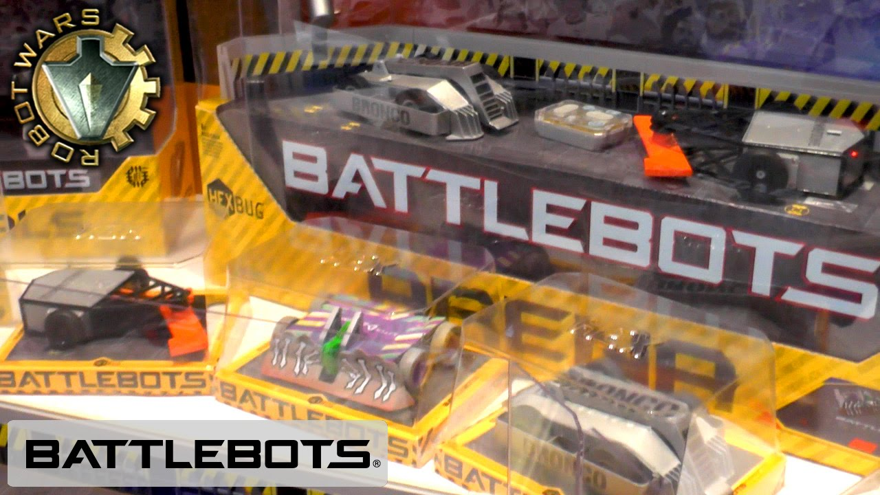 Battlebot Hex Bugs – Tombstone Creator Reactions