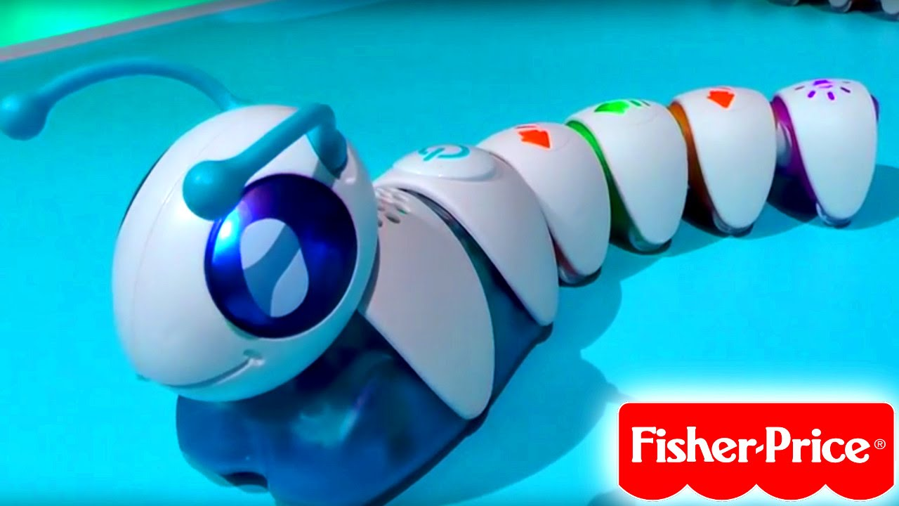Code-a-Pillar – Fisher Price coding for kids.