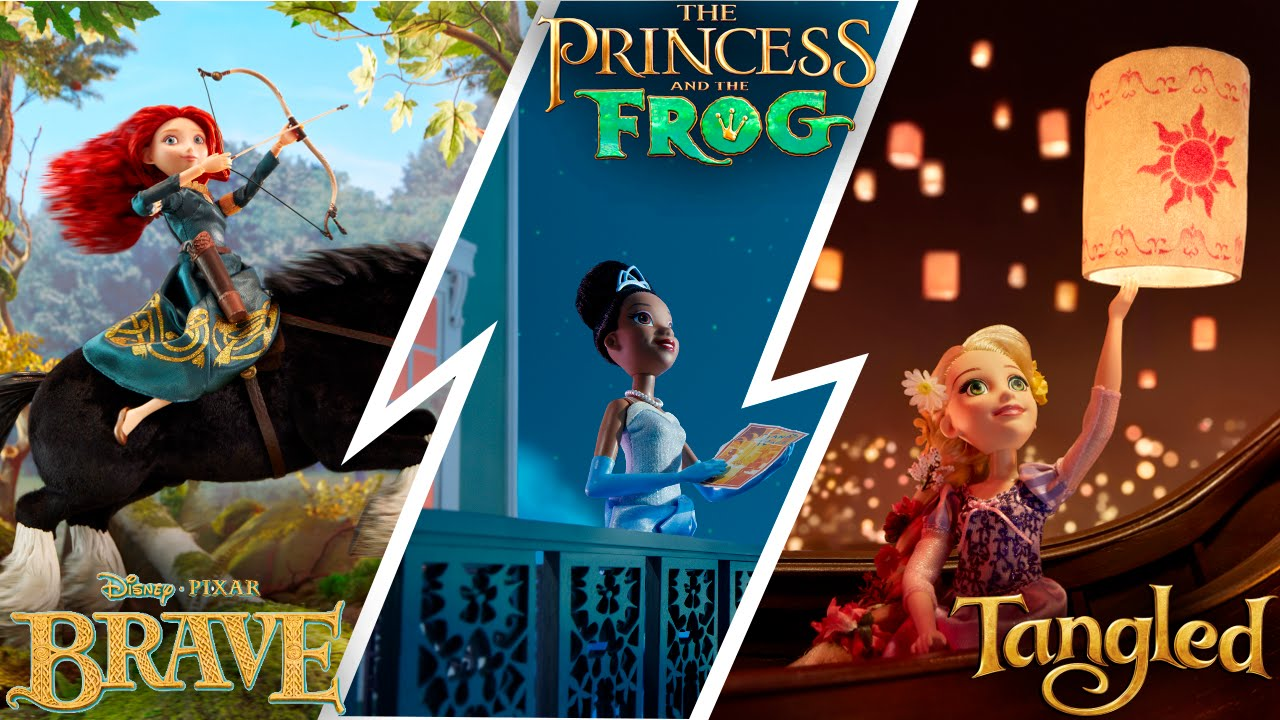 Disney Movies Recreated With Toys by Photographer Brian McCarty