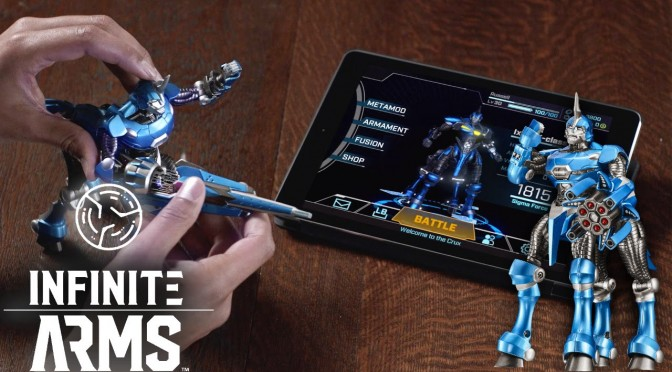 Infinite Arms – Gameplay & Toys – Everything We Know