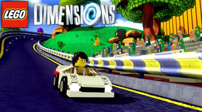 Lego Dimensions Wave 4 – Every Ability, Minifigure w/ 20 Arcade Games