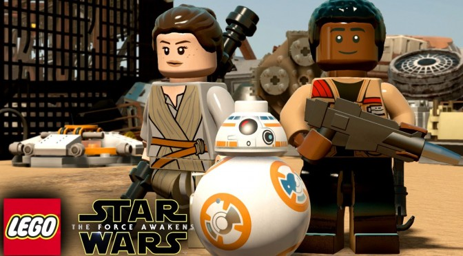 LEGO Star Wars The Force Awakens – Cover System and Multi-Builds (Gameplay)