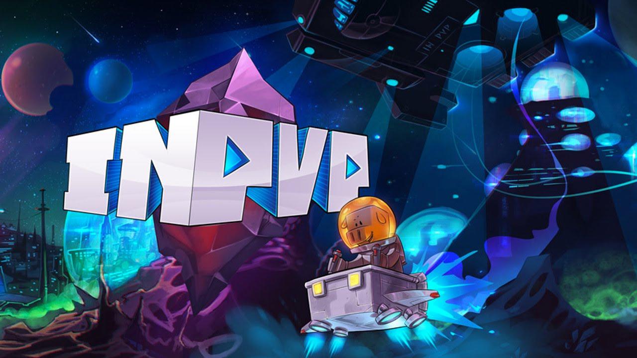 Minecraft PE New Multiplayer Modes – Space Race, Build Battle, Block Hunt (InPvP Nova)