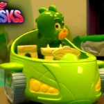 PJ Masks Toy Showcase – Cars & Vehicles