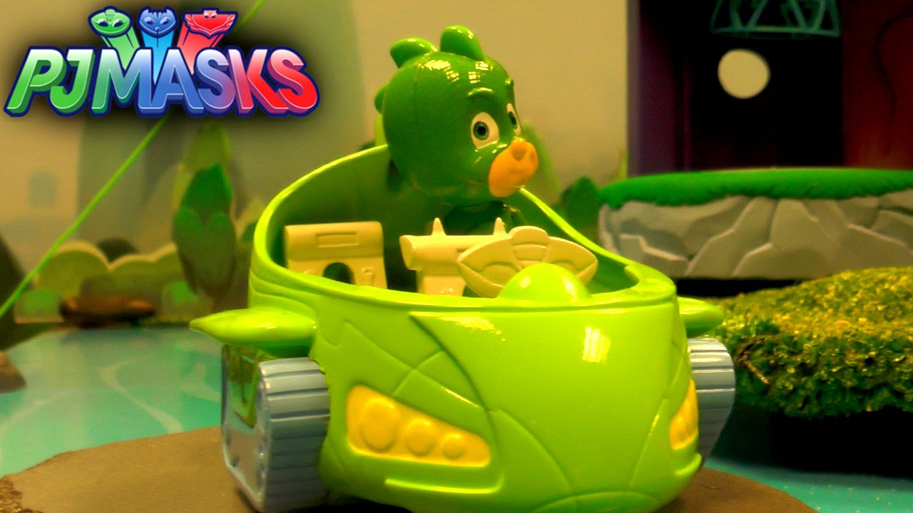 PJ Masks Toy Showcase – Cars & Vehicles