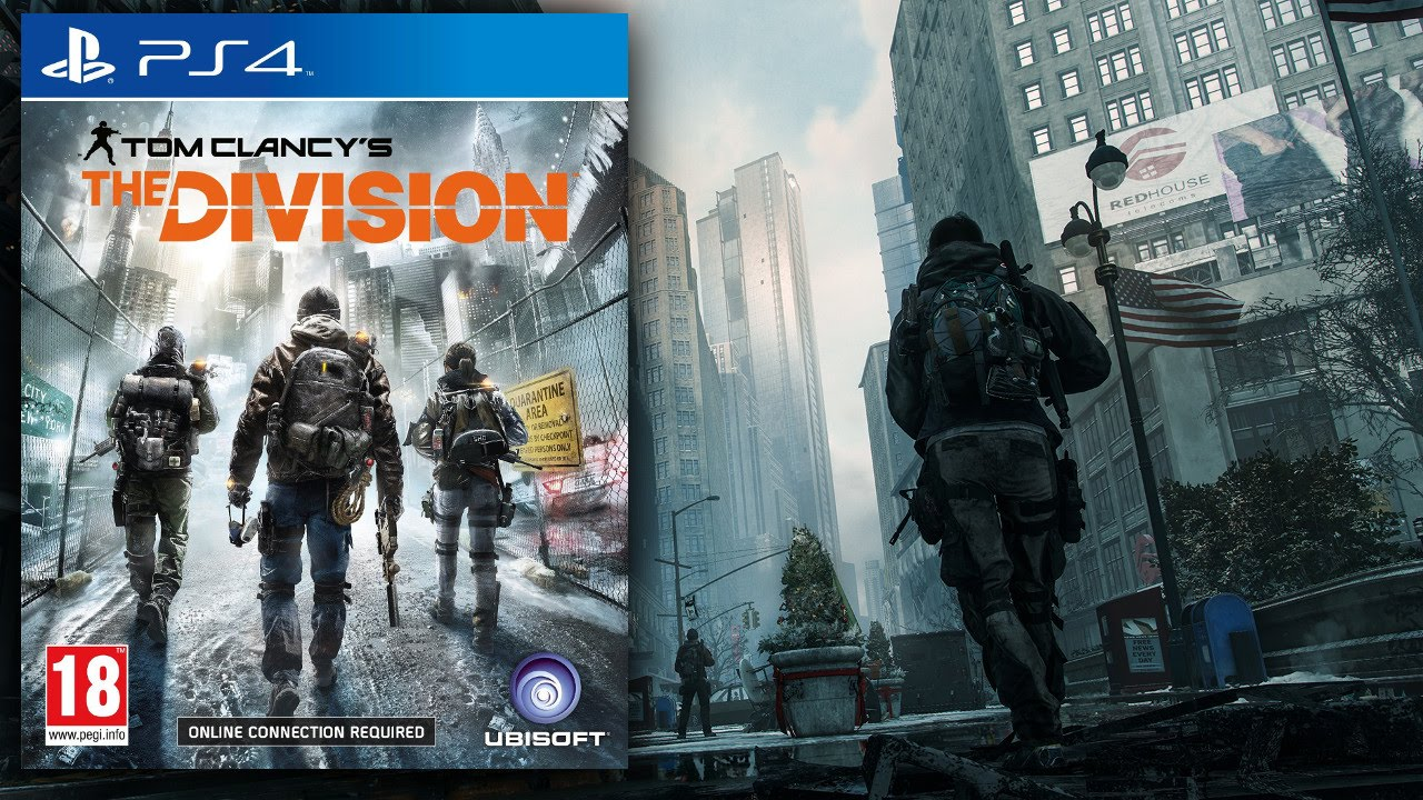 The Division Quick Guide (PEGI 18+)