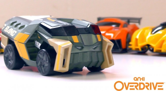 Anki Overdrive Track Challange – Win Cars / Expansions