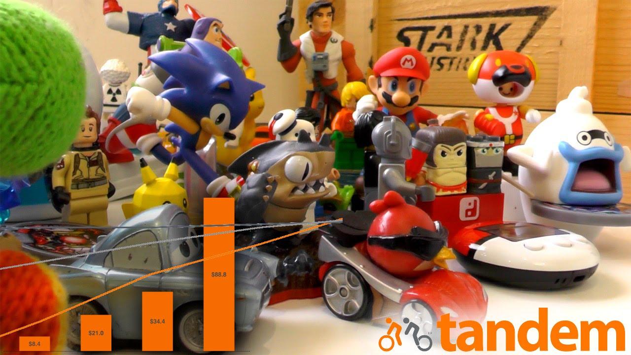 REPORT: 2016 Toys-to-Life games will challenge Disney, Lego & Skylanders