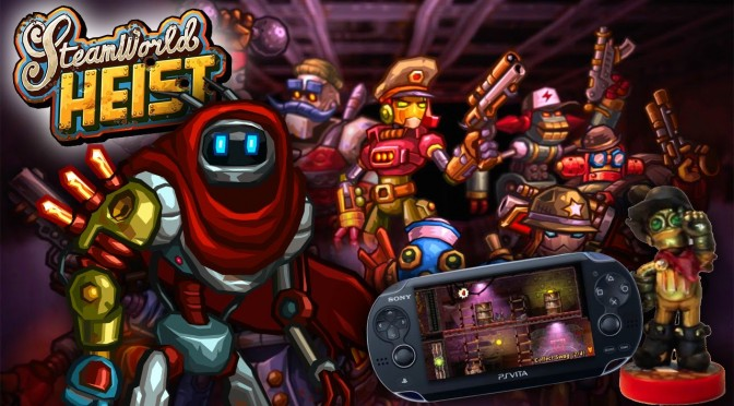 Steamworld Heist Interview – Fen DLC, amiibo, Vita, Co-Op, More DLC