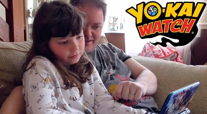 Yo-Kai Watch Family Test