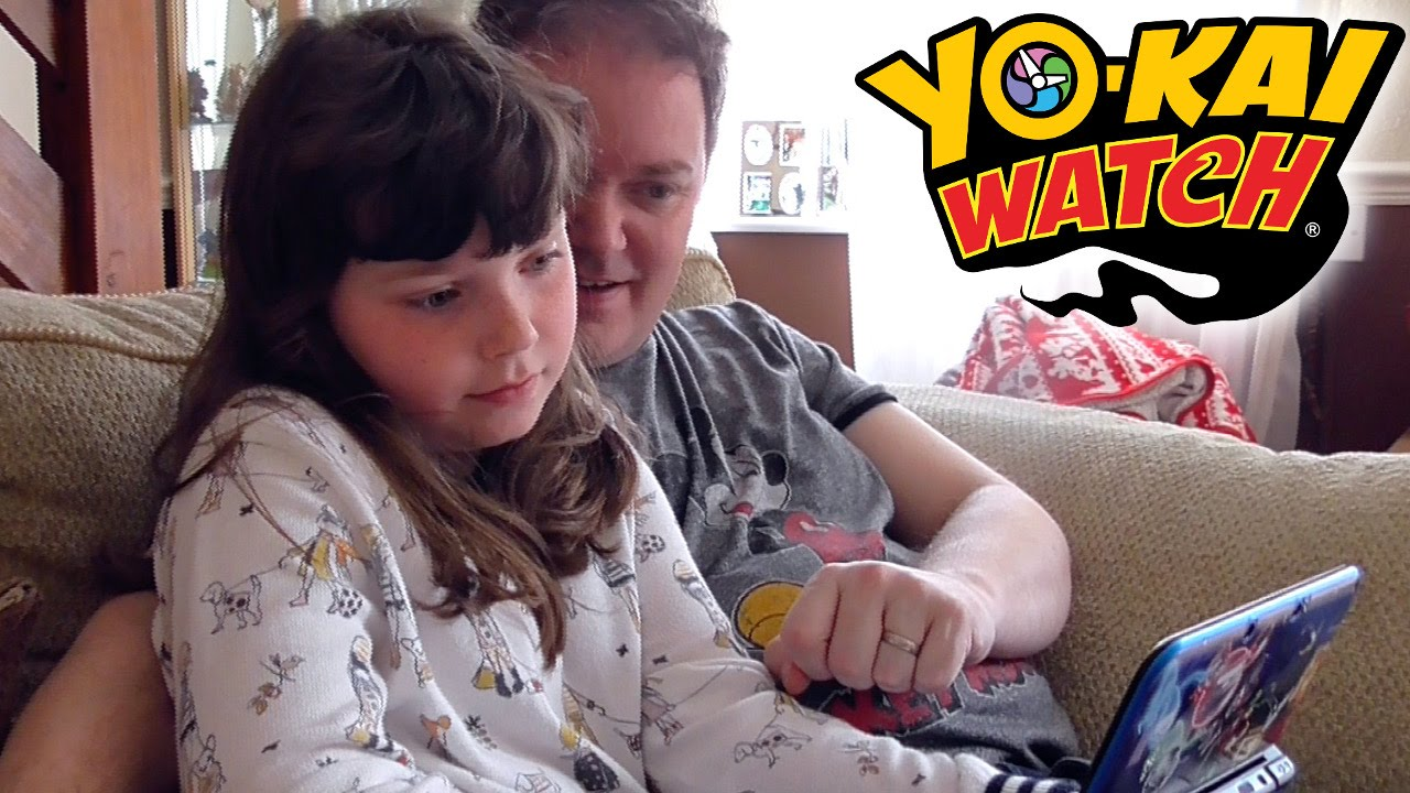 Yo-Kai Watch Family Test