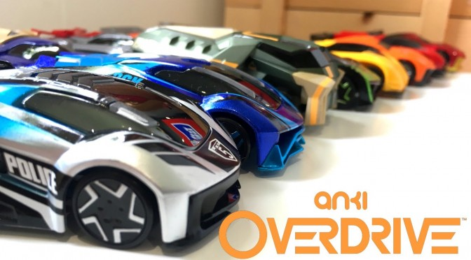 Anki Overdrive MegaTrack Winner – Nerf, Skylanders, Lego Track Combos