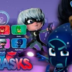NEW! PJ Masks Luna Girl, Romeo & Night Ninja Website (and Parent Zone)