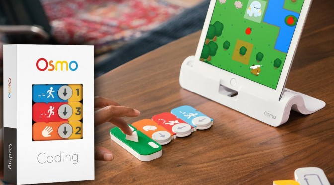 "Osmo Coding – New ""Lego of Programming"""