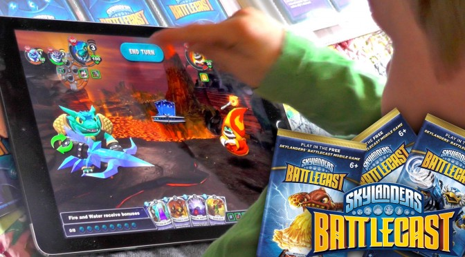 Skylanders Battlecast Family Guide