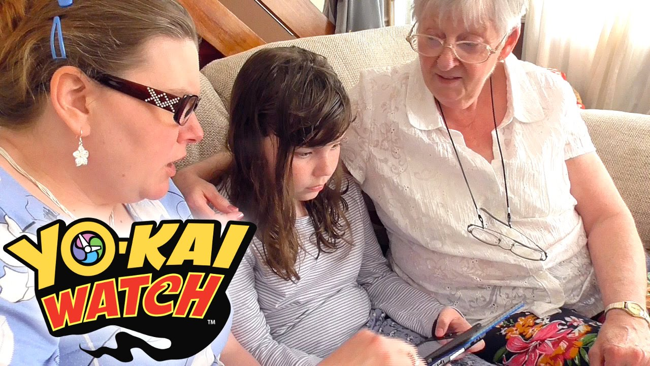 YO-KAI WATCH Family Test Part 2