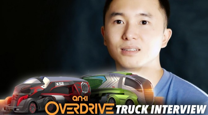 Anki Supertrucks & Big-Rigs Interview