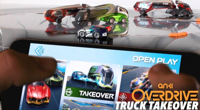 Let's Play Anki Supertrucks – New Takeover Mode