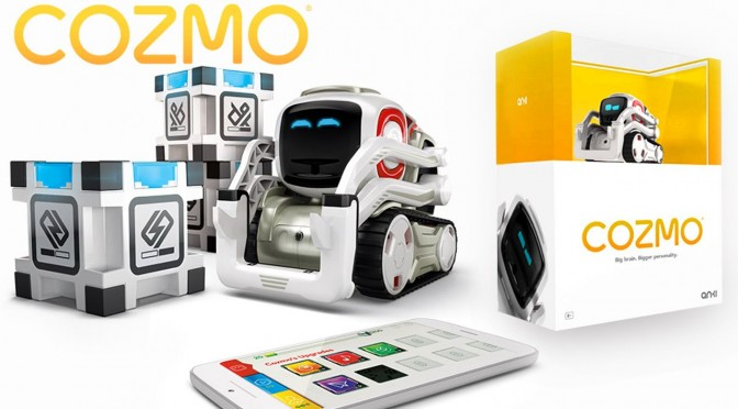 Anki Cozmo Starter Pack –  Date, Price, Features, iOS/Andoird App, Games