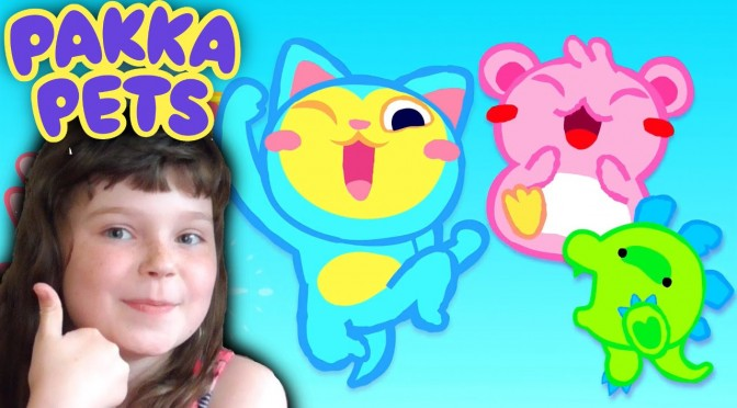 Pakka Pets in the family with Pippa!