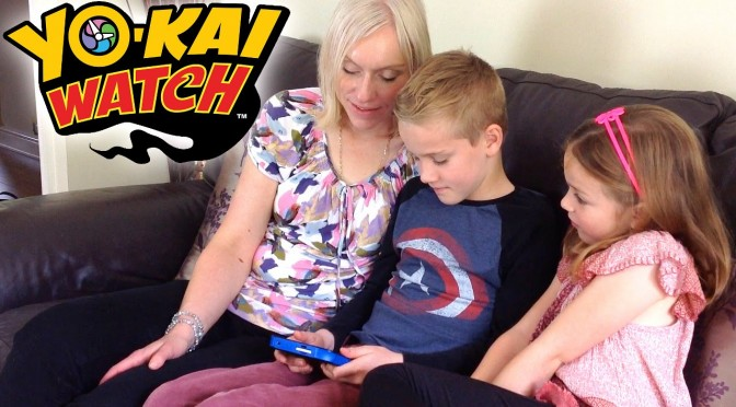 Yo-Kai Watch In the Family Part 3